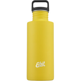 Esbit Sculptor Drinking Bottle 750ml, sunshine yellow